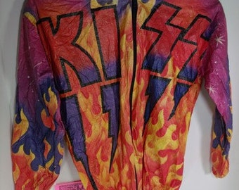 1978 Aucoin Kiss Jacket made in Italy