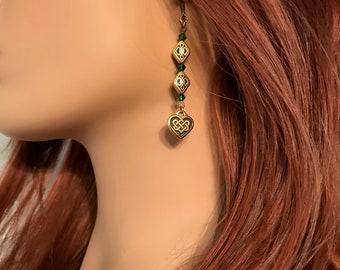 Celtic Knot earrings I