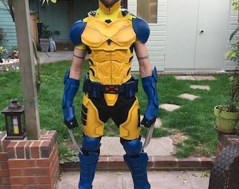 X-Men Inspired Wolverine