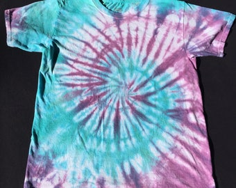 Awesome Tie Dye Spiral