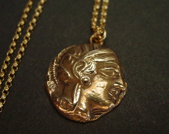 Athena - 449 BC - Necklace