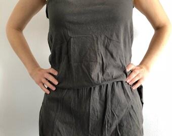 Gray Tunic (Size Medium)