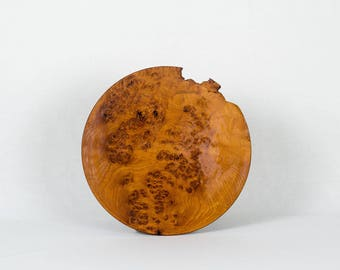 Handmade Burl wood Placemats