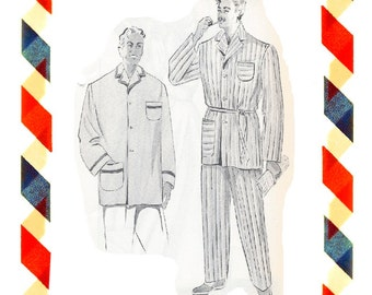 Vintage Sewing Pattern in any size including plus size 1949 PDF Instant Download Pattern no 78+79
