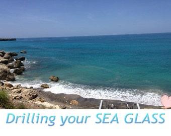 Drilling Service, Sea Glass