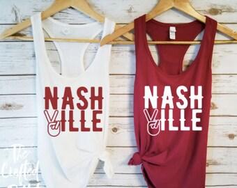Bachelorette Shirts / Nashville Bachelorette / Bridesmaid Shirts / Country Bachelorette / Bachelorette Party Shirts / Bridesmaid Gifts