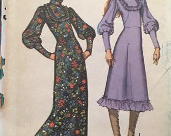 Vintage 1971 Simplicity Pattern #9454 Size 12