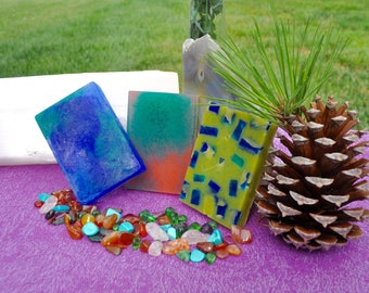 Colorful Shea Butter Single Soap Bars