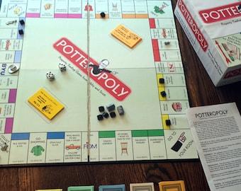 Customized Property Ownership Game--RUSH