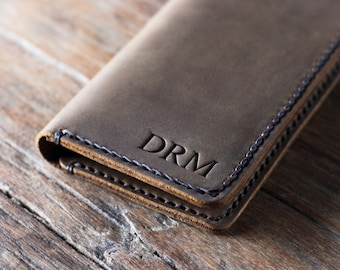 iPhone Case, PERSONALIZED Leather iPhone Case, Leather iPhone Case, Gifts, Personalized iPhone -- PICK your iPhone below #055