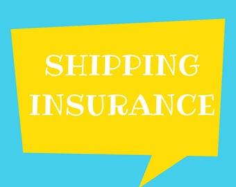 Shipping Insurance Upgrade