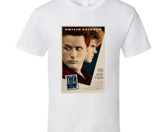 That Was Then This Is Now Retro Movie Poster Fan T Shirt