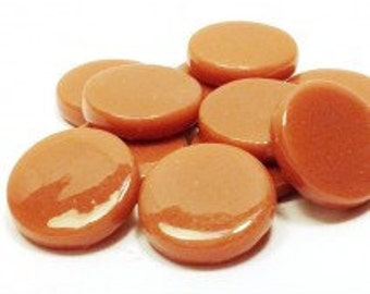 18mm Round Gloss - Butterscotch Gloss - 50g
