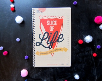 Slice of Life Notebook: Journaling Made Less Terrible