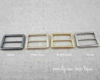 1.22 inch Metal Slide Buckle Strap Adjuster