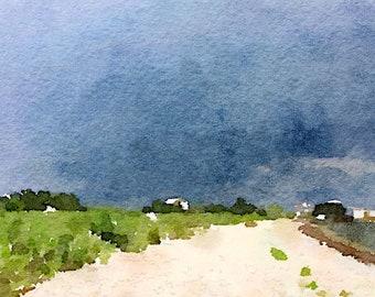 Storm Clouds (11x14)