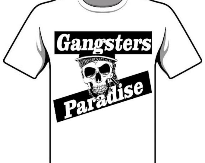 Prison break gangster tshirt fun T-Shirt gift sayings tshirt celebration celebrations