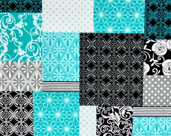 Cheater patchwork fabric, Cheater Quilting fabric 100% cotton for Quilting projects, sewing general arts and crafts, clothing and home decor