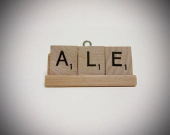 Beer Craft Accessories-Gift Set-Scrabble Word Ornaments