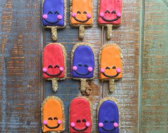 Mini Smileypops