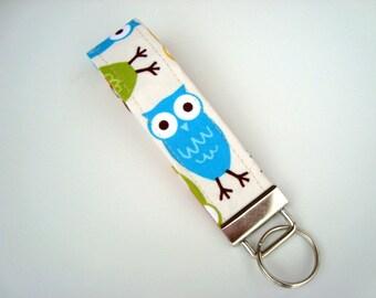 Schlüsselanhänger, Armband, Schlüsselanhänger - Zoologie Eulen