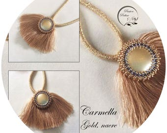 KIT diy necklace CARMELLA