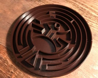 The Maze - Westworld (3D Printed)