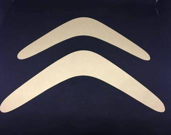 20pc Boomerang Cut Outs