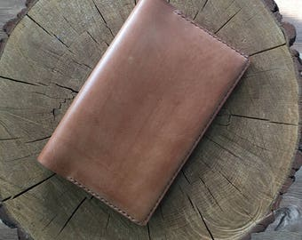 Leather Notebook A5 slim, Leather Notepad Cover, Leather Journal Cover, Leather Moleskine Cover A5, KOKUYO A5 slim, Jibun Techo cover