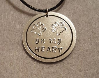 Large Circle Charm-Preprinted Saying