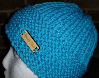 So soft and warm knitted beanie