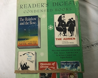 Rare Green Readers Digest
