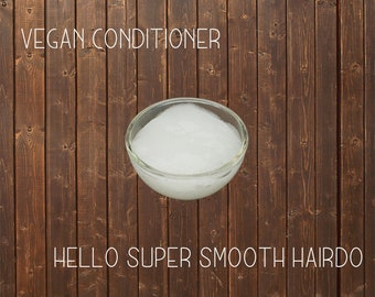 Vegan Natural Bath Beauty Hair Conditioner