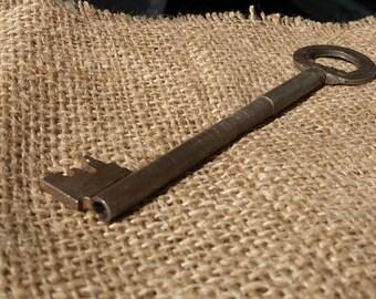 Old keys Soviet vintage  Antique skeleton key