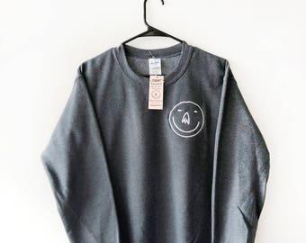 HAPPY Sweatshirt (S-XL)