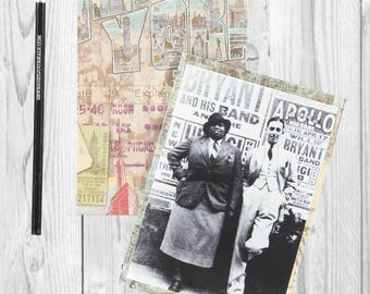Gladys Bentley - Journal/Sketchbook