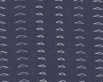 Denim Prints cotton fabric by  The Denim Studio for Art Gallery fabric DEN-P-1007