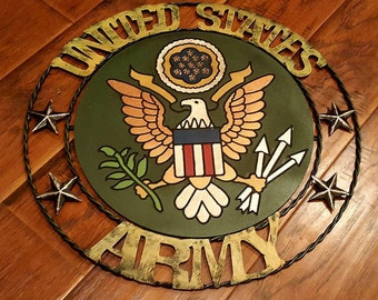 Army Decor
