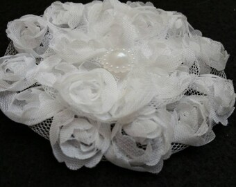 Rose Trim Flower Clip