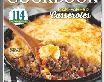 Southern Recipes Cookbook - 114 Recipes - Like New