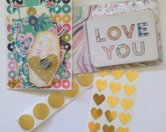Carnival - Planner Kit, Maggie Holmes, Project Life, PL, Snail Mail, Pen Pals