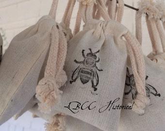 Sachet 18th Century Original Recipe Scottish Bug & Worm Prevention Sachet