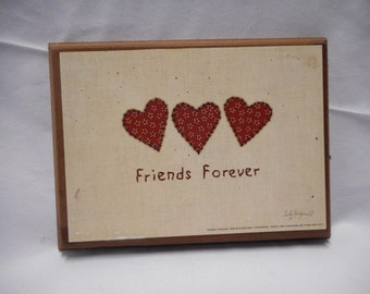 Friends Forever sign