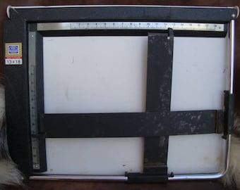 Vintage drafting board Drawing board Drafting table Chalk board Vintage drafting Drafting tool Architectural tools Engineering tools