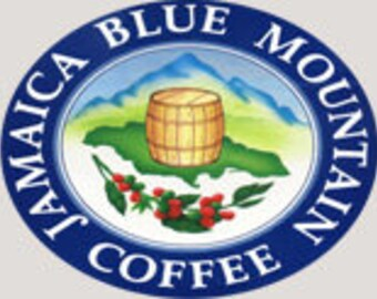 Coffee Bean 2 X  4 oz  Jamaica World Best Bean Coffee 100% Jamaica Blue Mountain Coffee medium roasted - 4 oz ( 113g)