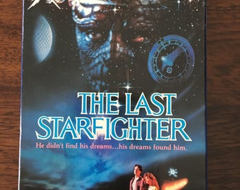 The Last Starfighter VHS Sci Fi Movie