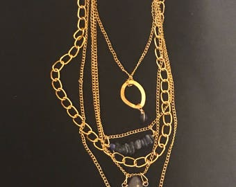 Beautiful Multi Layer Necklace