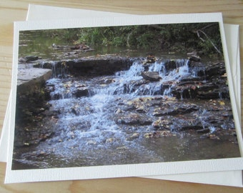 Line Creek Waterfall III Photography