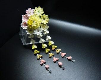 TSUMAMI KANZASHI hair accessory hair pin (summer)