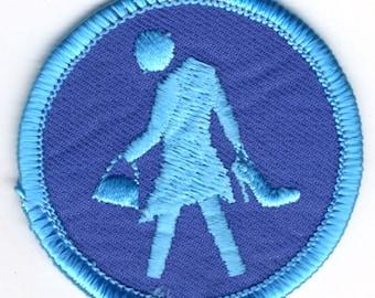 Walk of Shame Merit Badge